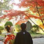 阿波神社紅葉スポット