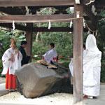 伊弉諾神宮挙式