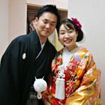 高松での婚礼撮影