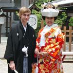 徳島神社挙式