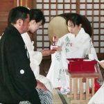 平日の神社婚/大麻比古神社