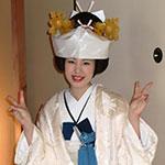徳島の夏と花嫁