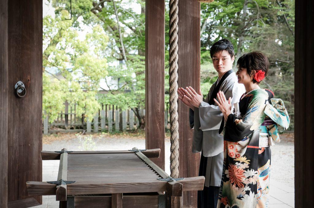 二人だけの結婚式 in Tokushima